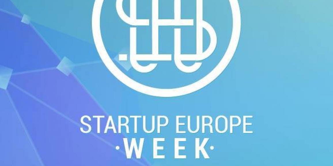 """Talento, innovazione e partecipazione. II edizione della """"Startup Europe Week""""."""