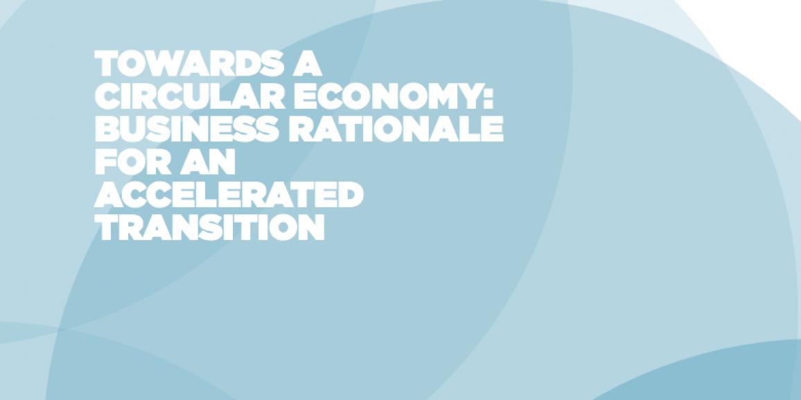 On line il nuovo rapporto sull'economia circolare della Ellen MacArthur Foundation