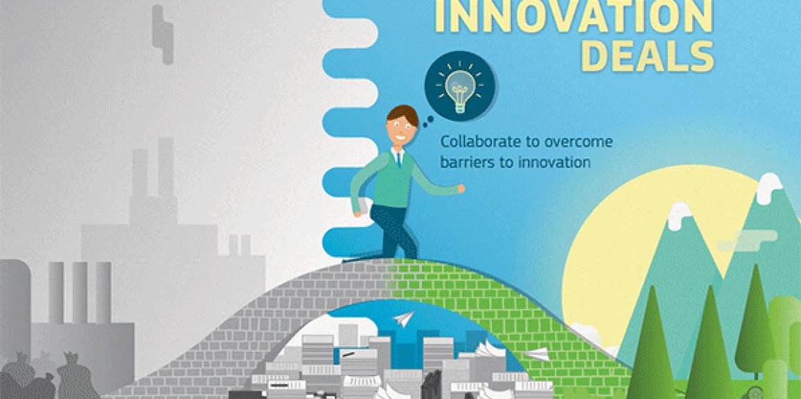 Al via i patti per l'innovazione: un sostegno dedicato ai progetti di economia circolare