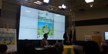 </br> La rivoluzione circolare: a Genova il primo Ecoforum Legambiente su rifiuti e riciclo