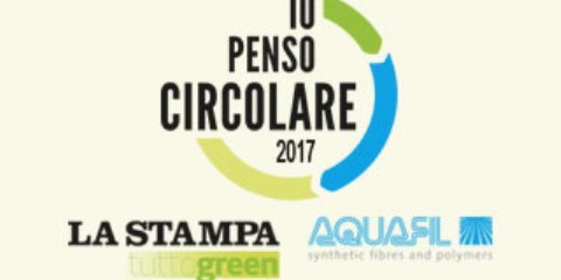 """Premio """"Io penso circolare"""" La Stampa – TuttoGreen"""