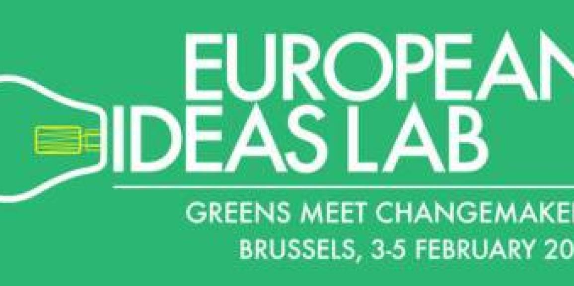 3-5 febbraio 2017 European Ideas Lab a Bruxelles